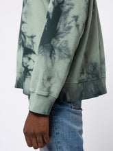 Load image into Gallery viewer, NUDIE JEANS Lukas Circle Tie Dye - Pale Green