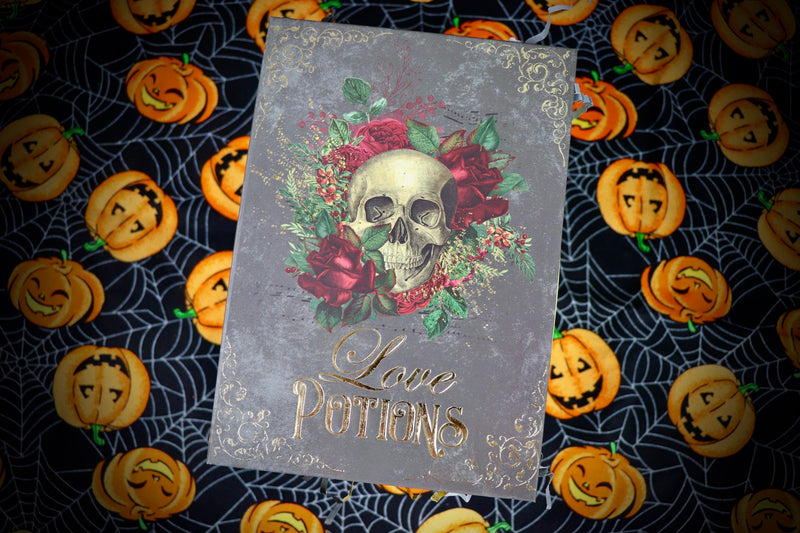 Love Potions Book box