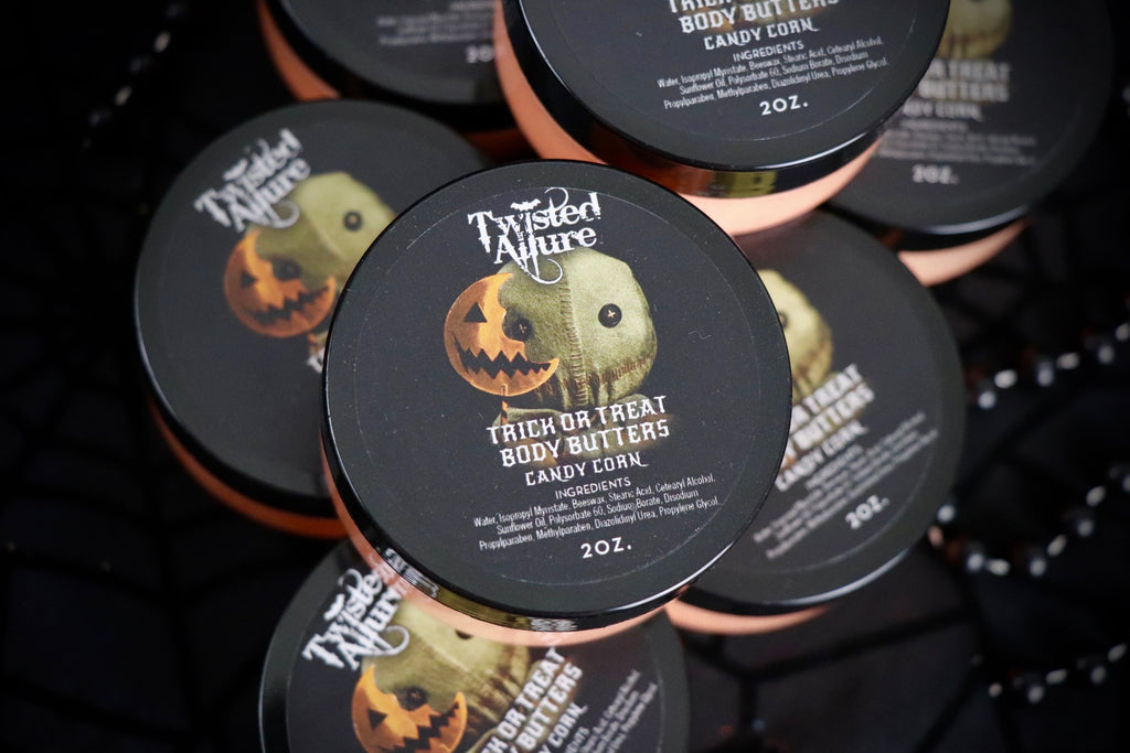 Trick or Treat Body Butter 2 oz