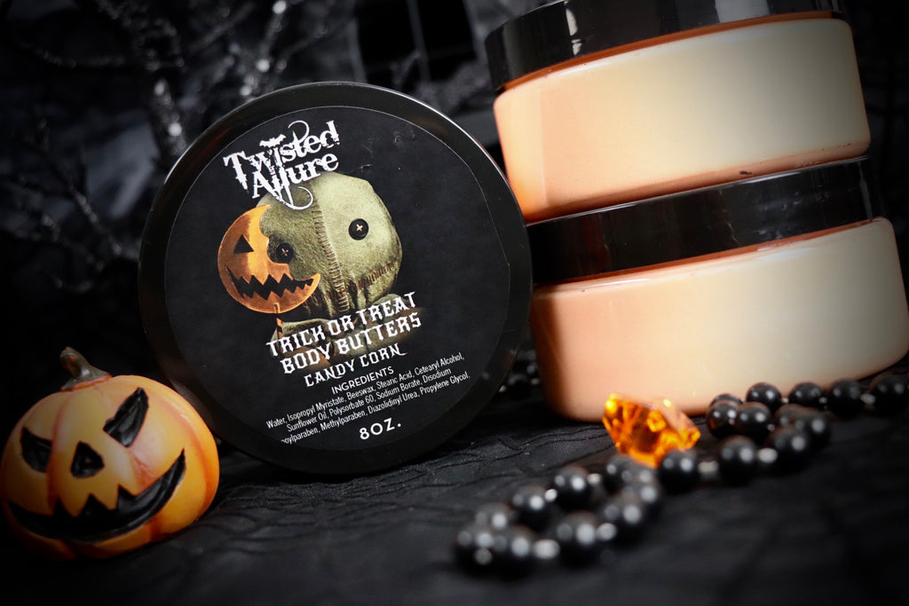 Trick or Treat  Body Butter 8oz