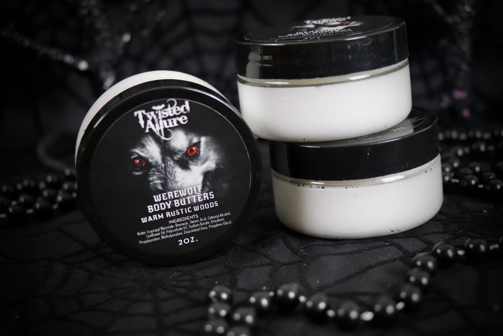 Werewolf Body Butter 2 oz