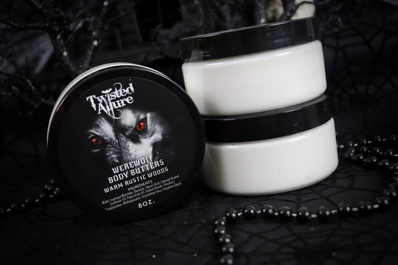 Werewolf Body Butter 8oz