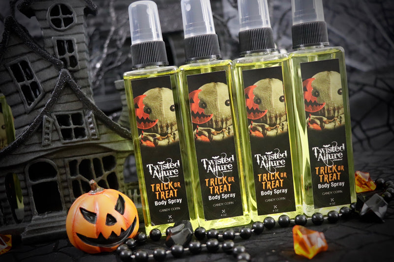 Trick or Treat Body Spray