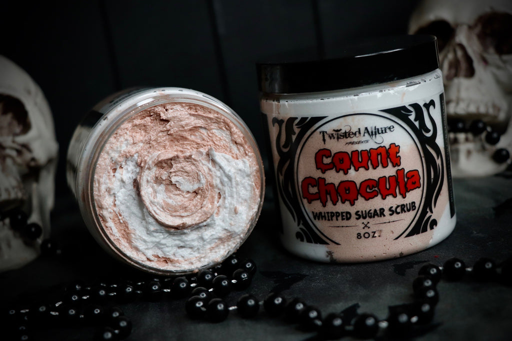 Count Chocula Whipped Sugar Scrub