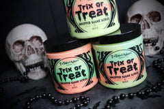 Trix Or Treat Whipped Sugar Scrub