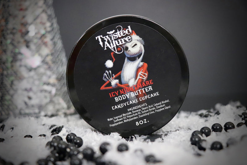 Icy Nightmare Body Butter 8oz