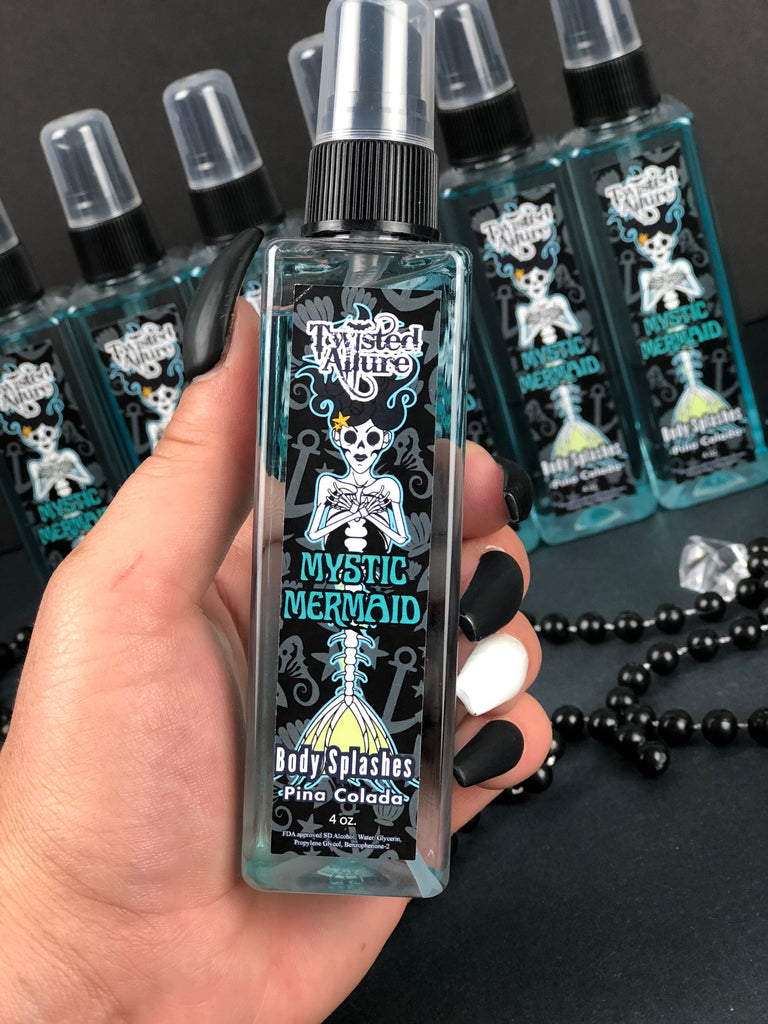 Mystic Mermaid Body Splash