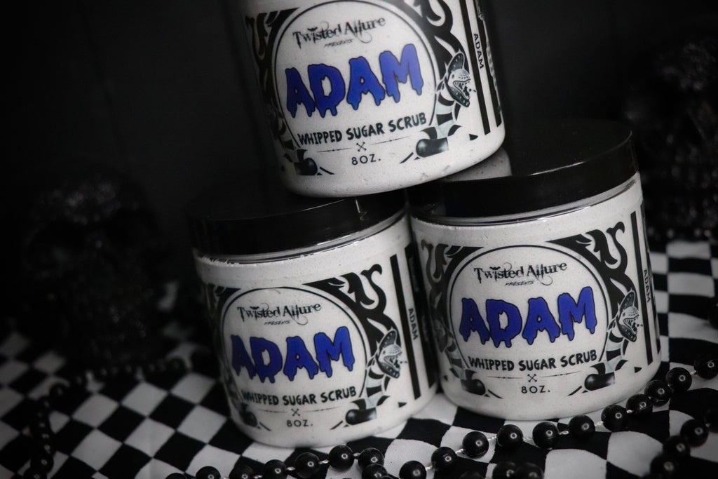 Adam Whipped Sugar Scrub