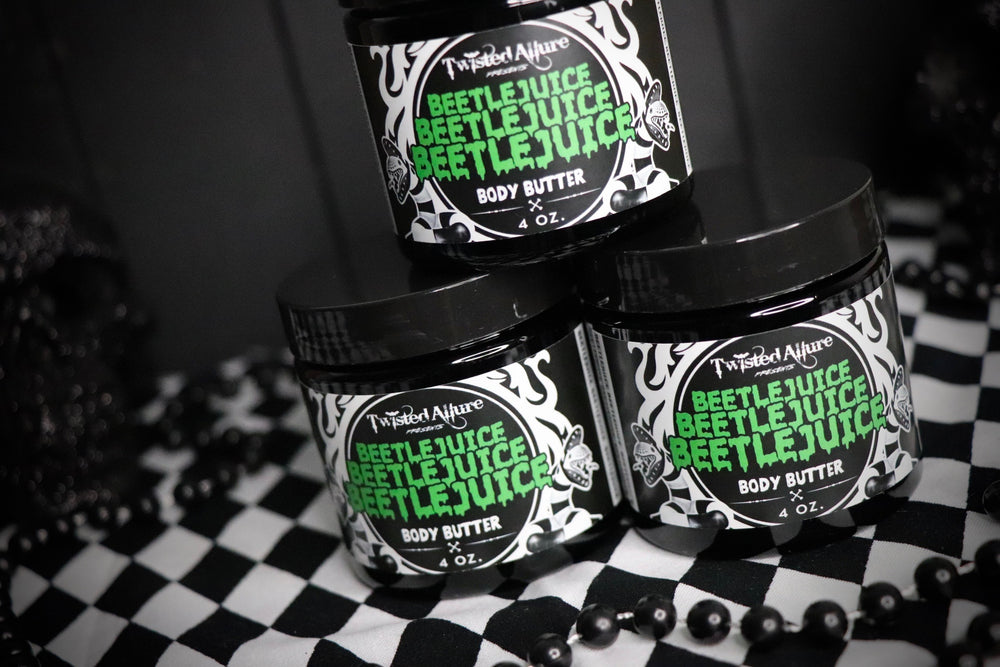 Beetlejuice Body Butter