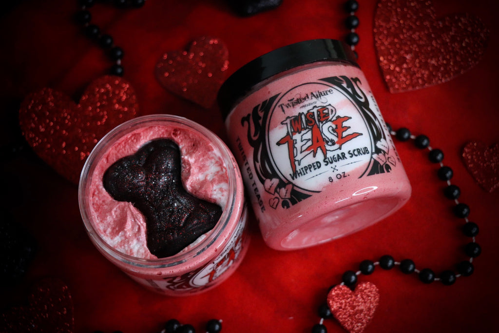 Twisted Tease Whipped Sugar Scrub