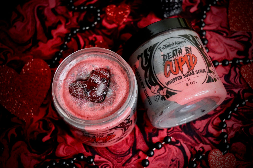 Death By Cupid Whipped Sugar Scrub