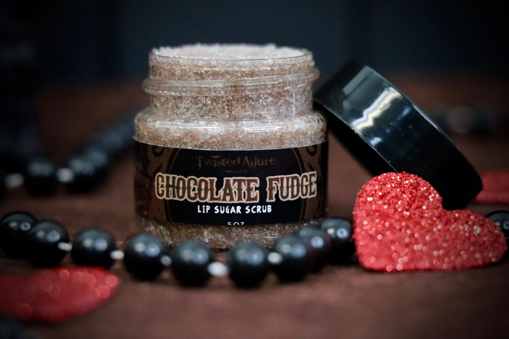 Chocolate Fudge Lip Scrub