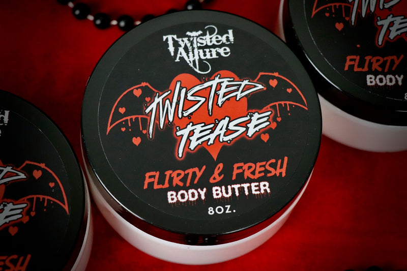Twisted Tease Body Butter 8oz