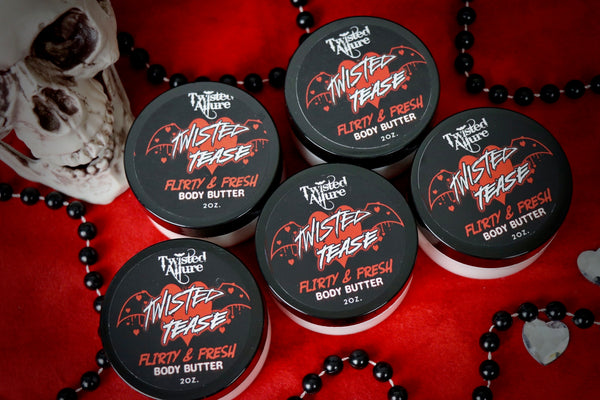 Twisted Tease Body Butter 2 oz