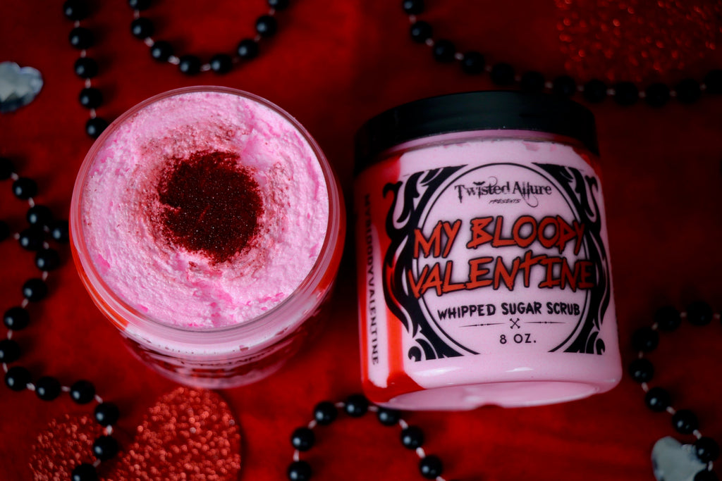 My Bloody Valentine  Whipped Sugar Scrub