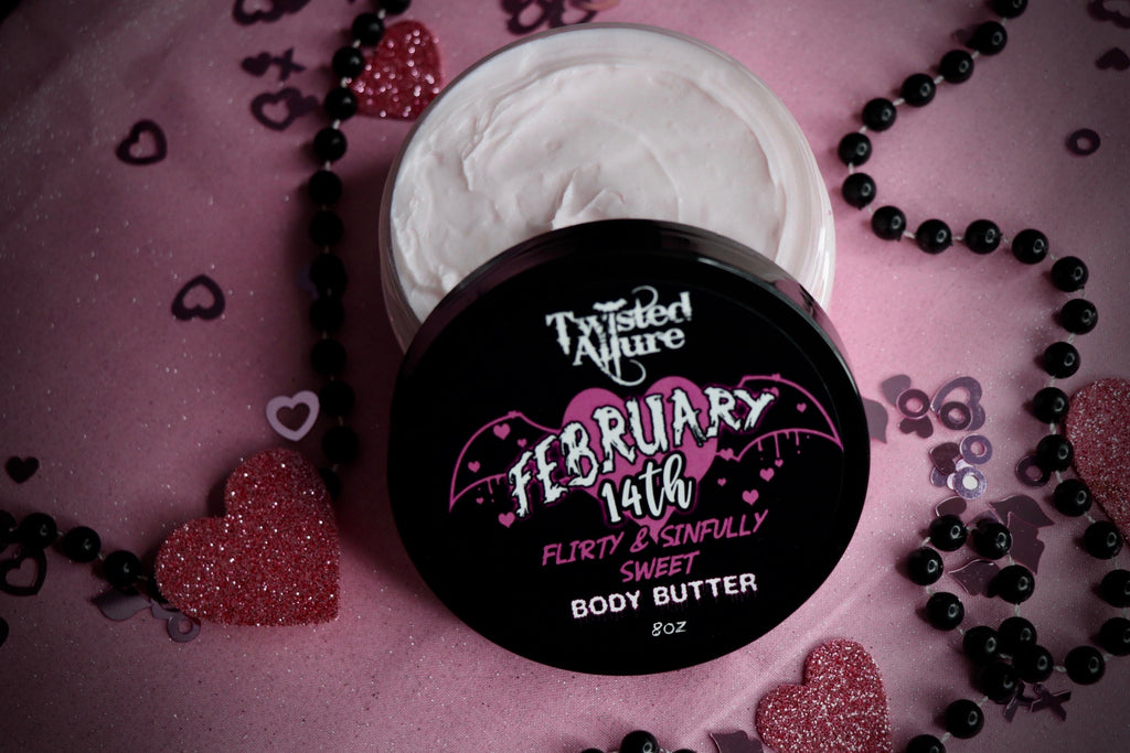 February 14th Body Butter 8oz