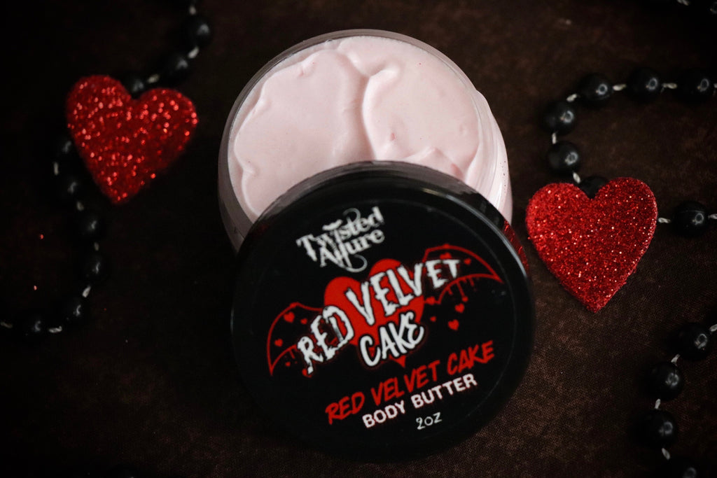 Red Velvet Cake Body Butter 2 oz