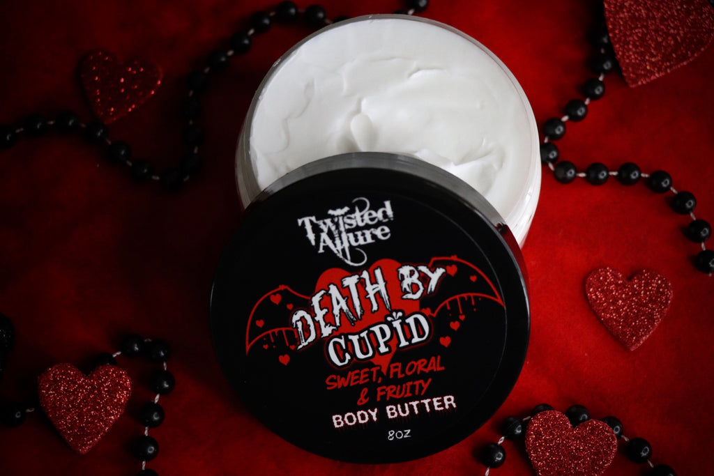 Death by Cupid Body Butter 8oz