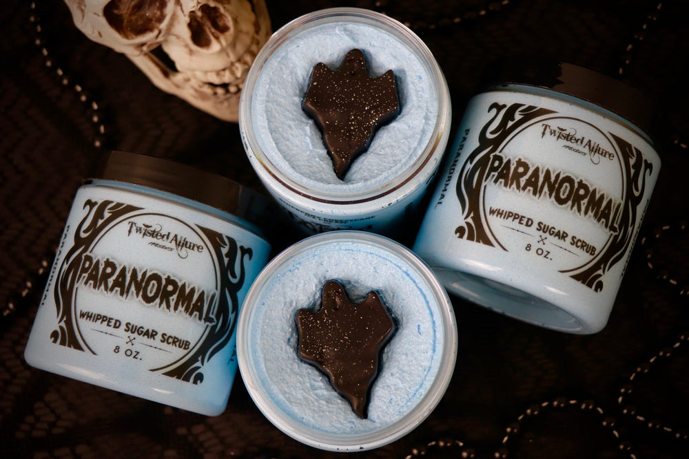 Paranormal  Whipped Sugar Scrub