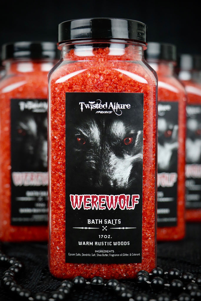 Werewolf  Bath Salts