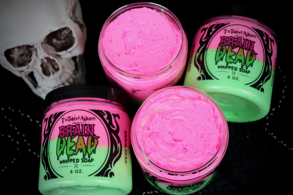 Brain Dead Whipped Soap