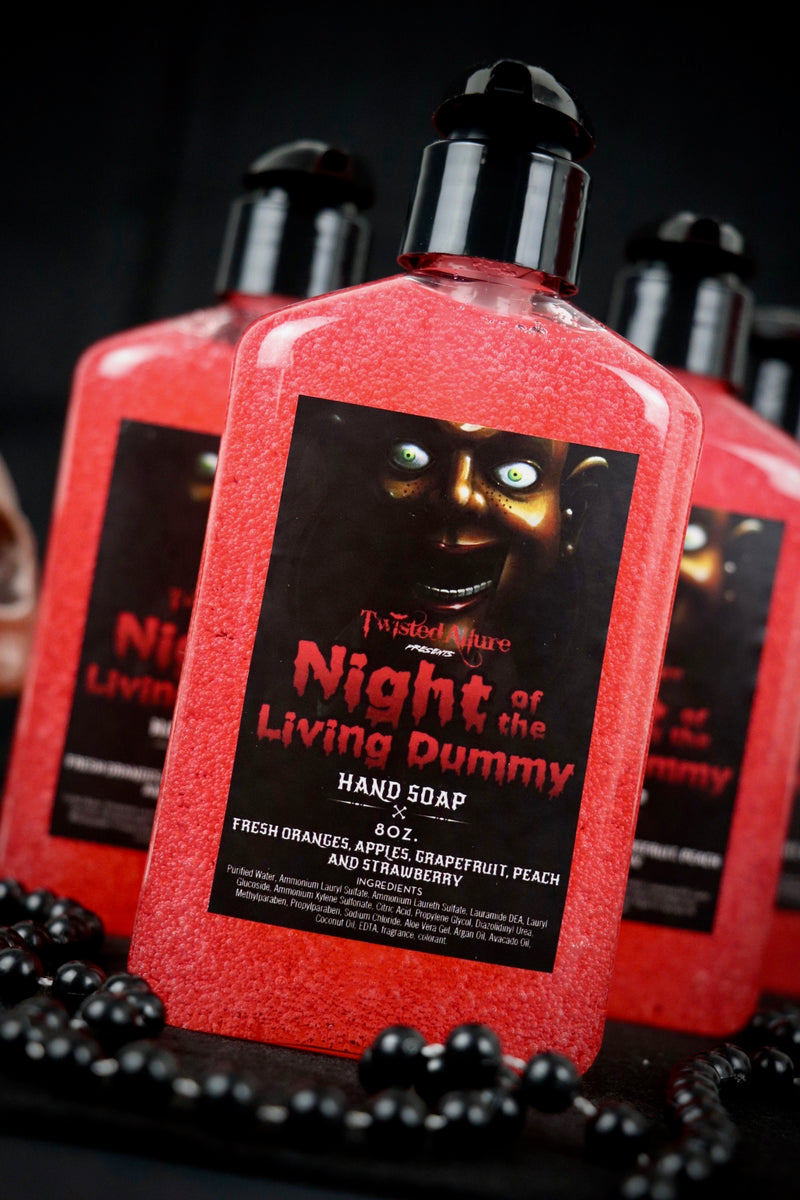 Night Of the Living Dummy Hand Soap