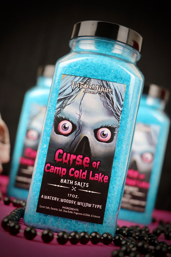 The Curse of Camp Cold Lake Bath Salts