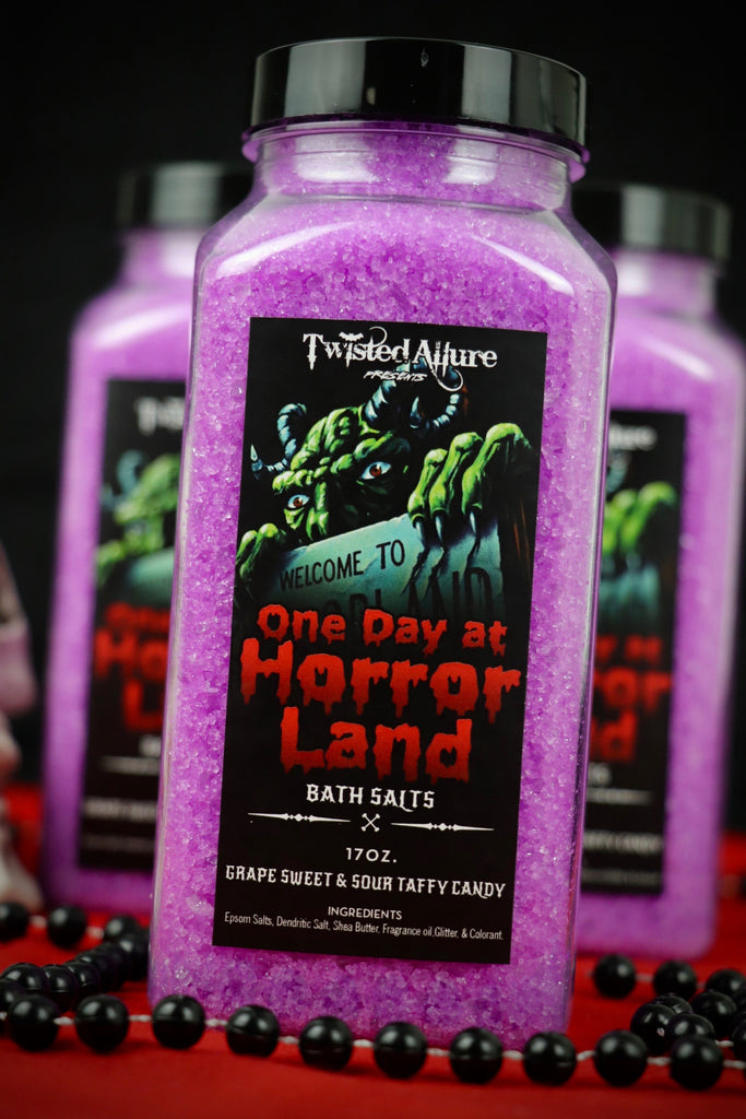 One Day at Horrorland Bath Salts