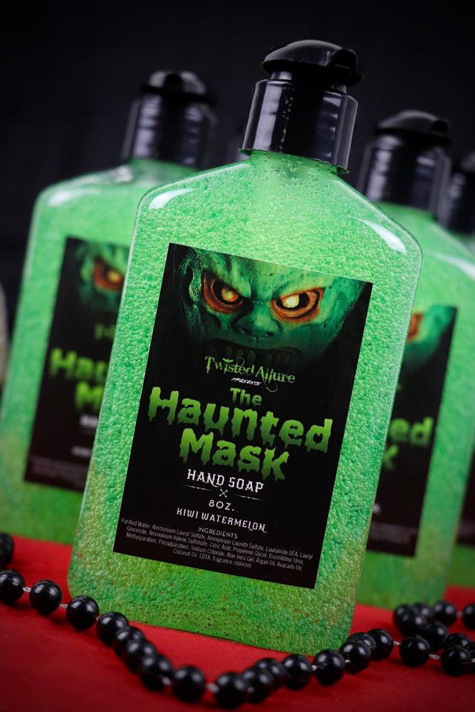 The Haunted Mask Hand Soap
