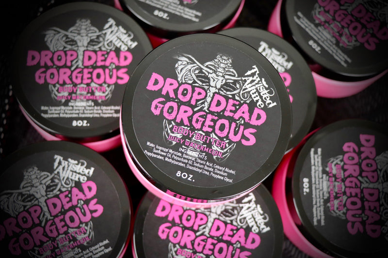 Drop Dead Gorgeous Body Butter 8oz
