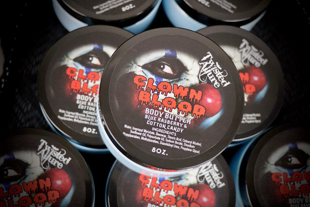 Load image into Gallery viewer, Clown Blood Body Butter 8oz