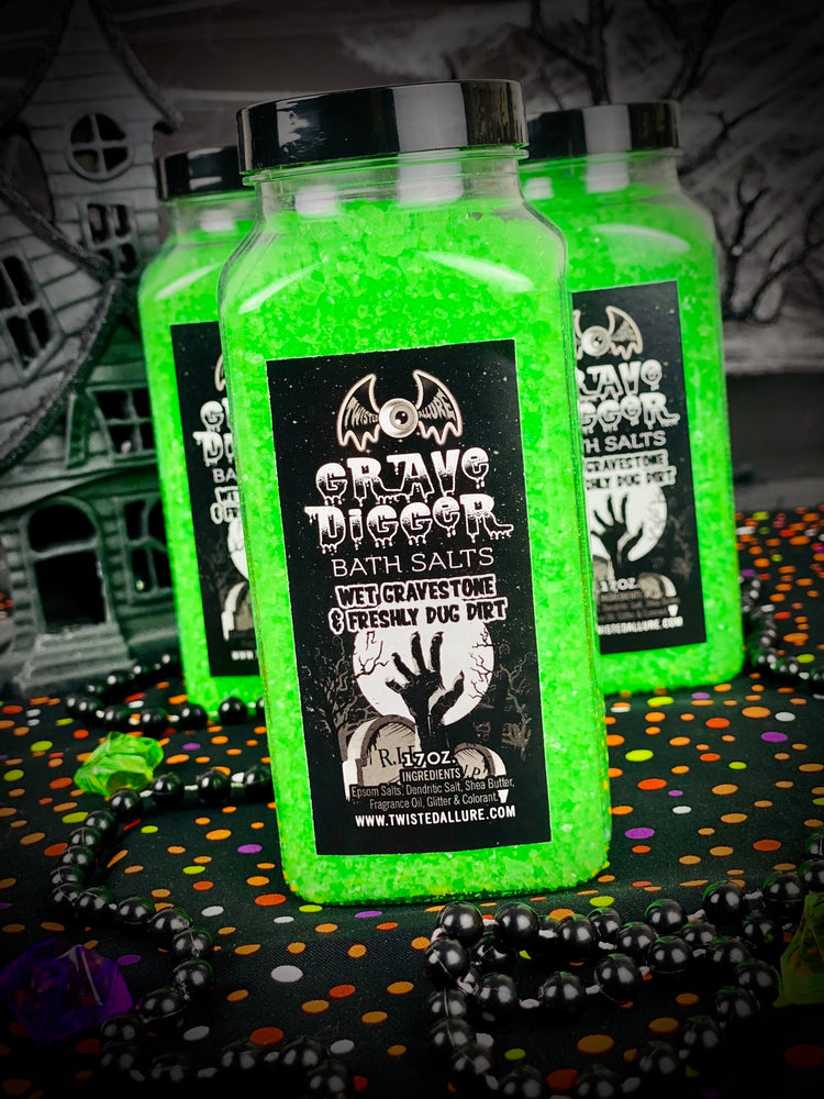 Load image into Gallery viewer, GraveDigger  Bath Salts