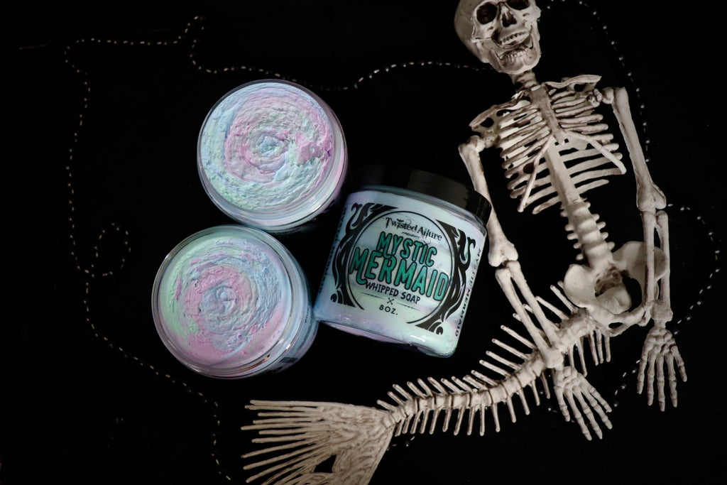 Mystic Mermaid Whipped Soap