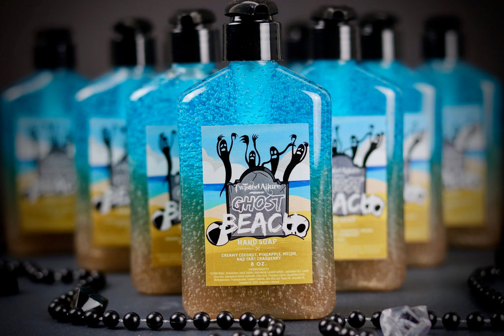Ghost Beach Hand Soap
