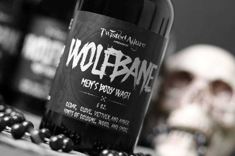 Wolfbane Body Wash
