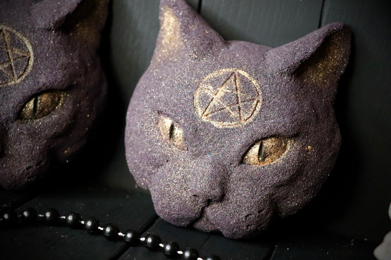 Superstitious Cat Bath Bomb