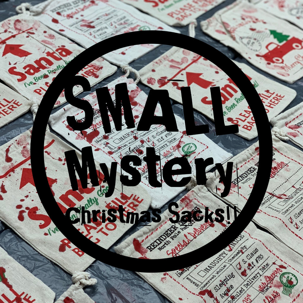 SMALL Christmas Mystery Sack