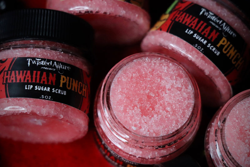 Fruit Punch Lip Scrub
