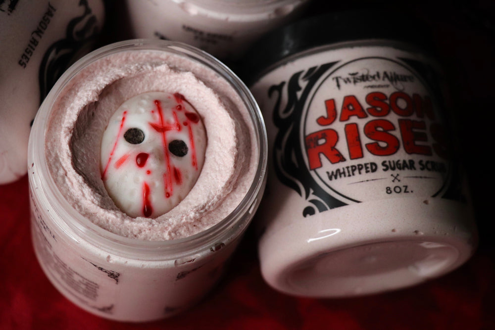 Load image into Gallery viewer, Jason Rises Whipped Sugar Scrub