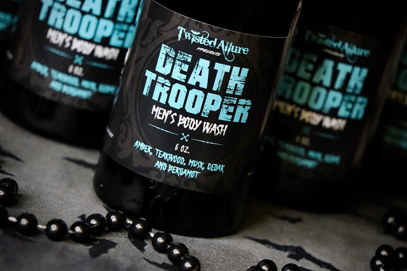 Death Trooper Body Wash