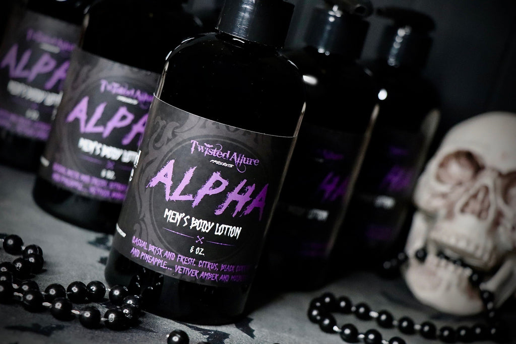 Alpha Body Lotion