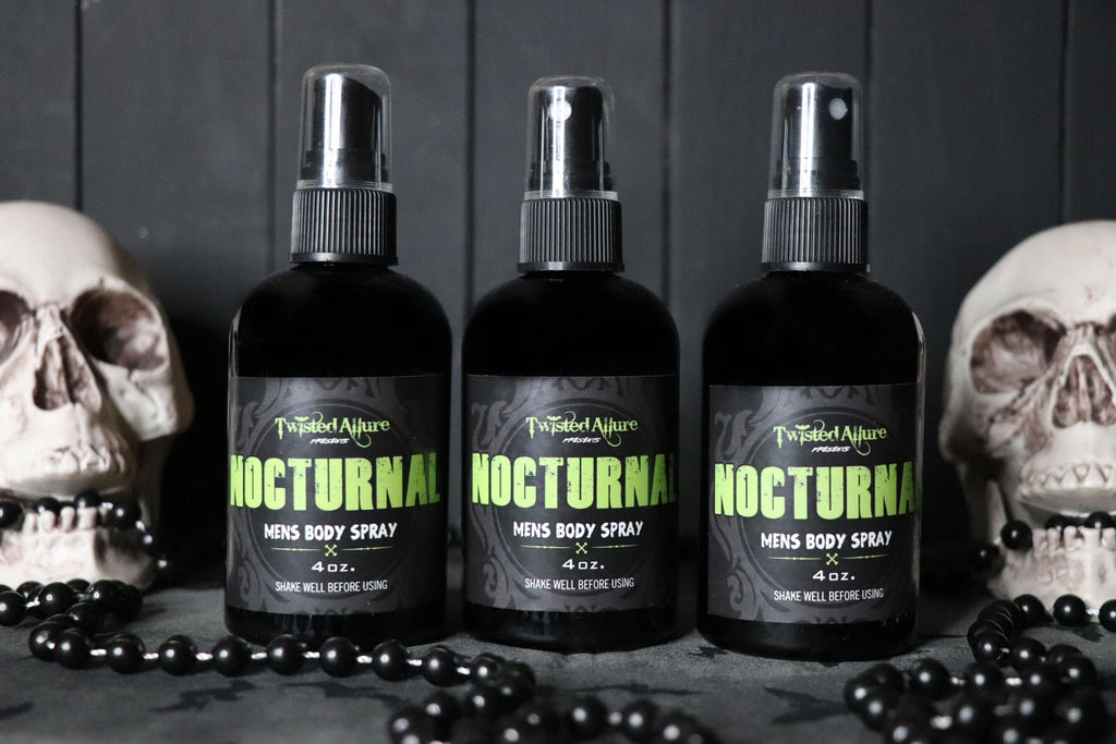 Nocturnal Body Spray