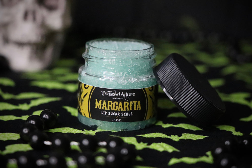 Margarita Lip Scrub