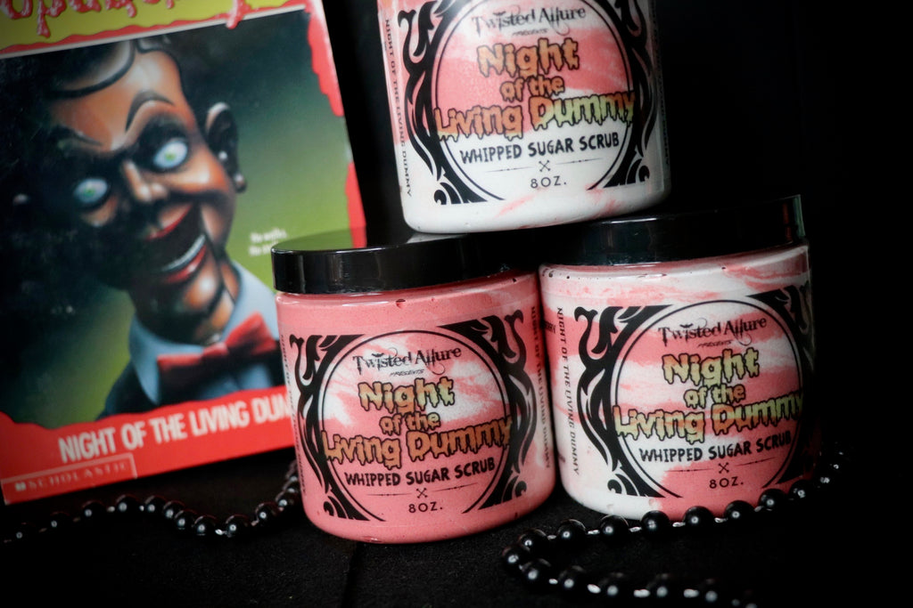 Night of the Living Dummy Sugar Scrub