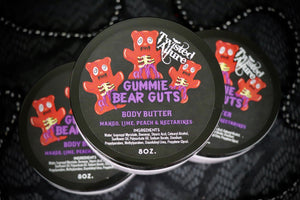Load image into Gallery viewer, Gummie Bear Guts  Body Butter 8oz