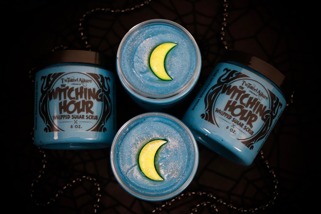 The Witching Hour Whipped Sugar Scrub