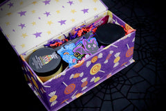 Small long Treat Purple Box