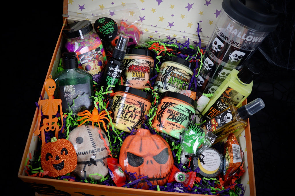 HUGE Trick or Treat  Box