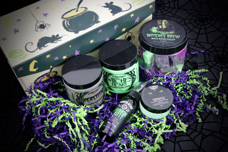 Long Witch Box