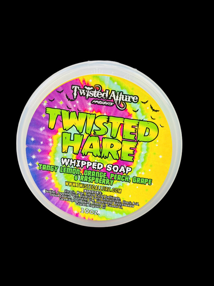 Twisted Hare  Whipped Soap
